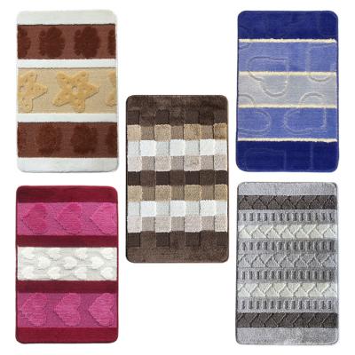Подбор ковриков для ванной L'CADESI
